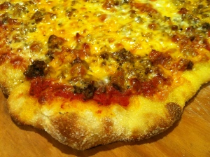 hamburger pizza friday 002